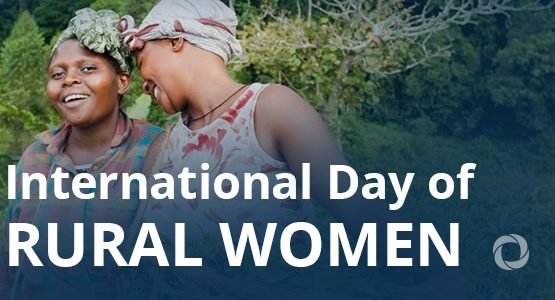Press Statement in Honor of The International Day of The Rural Women 15th October, 2019