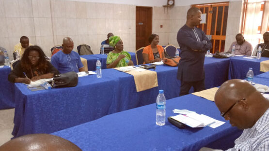 SWAYA HOLDS MULTI-STAKEHOLDERS MEETING ON THE NON-IMPLEMENTATION OF EMERGENCY MEASURES OF THE OGONI CLEAN-UP EXERCISE