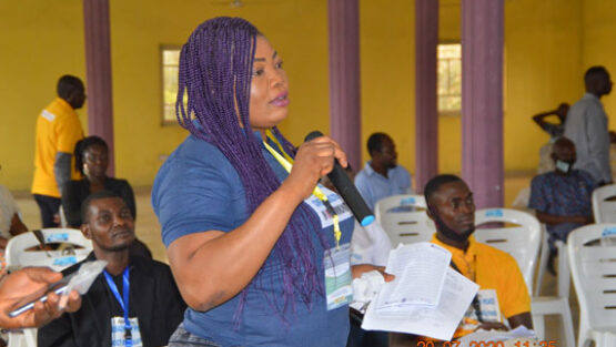 SWAYA PARTNERS WITH YOUTHS AND ENVIRONMENTAL ADVOCACY CENTRE (YEAC) TO ORGANIZE TRAINING WORKSHOP FOR YOUTHS ON HUMAN RIGHTS, CONFLICT RESOLUTION AND PEACE-BUILDING MECHANISMS IN THE NIGER DELTA